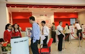 Ưu đãi phí chuyển tiền ngoại tệ tại ngân hàng HSBC.